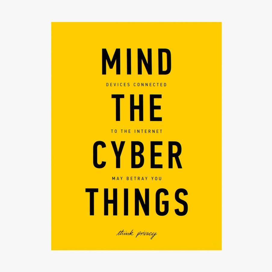 10025482-Adam-Harvey-Mind-the-Cyber-Things-Poster-Front