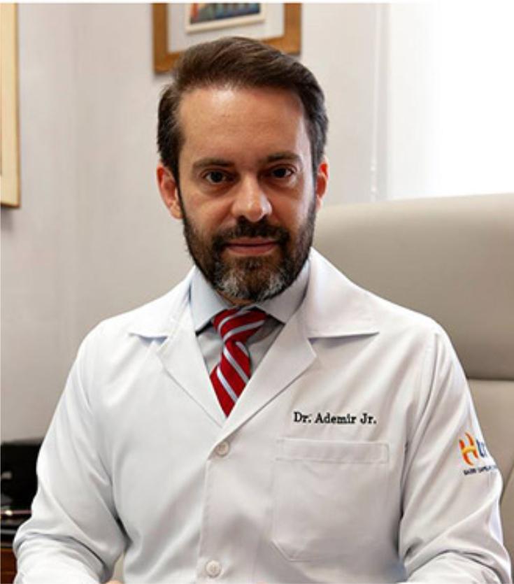 Prof. Dr. Ademir C. Leite Junior